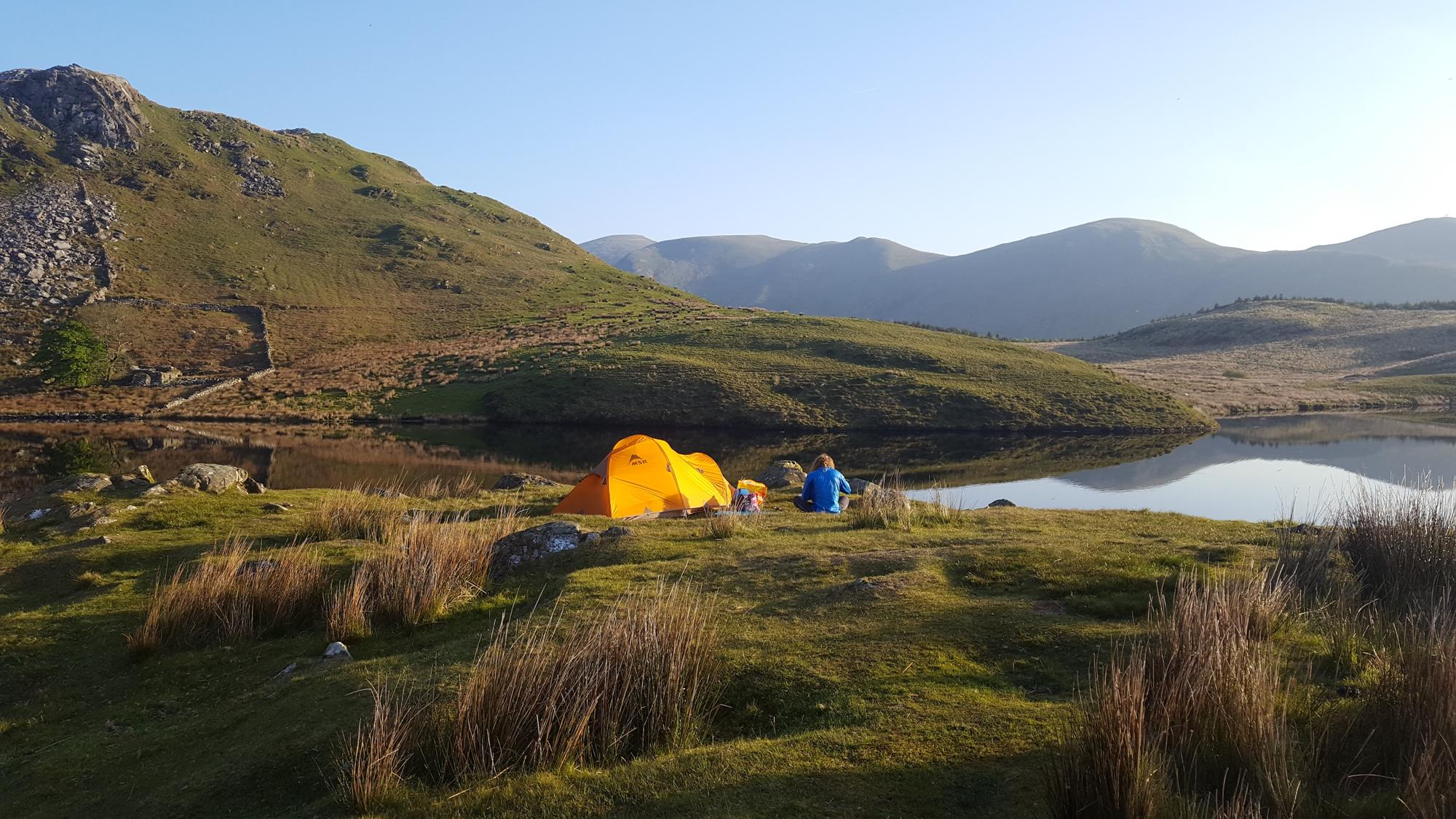 Wild Camping in Wales: Where to go