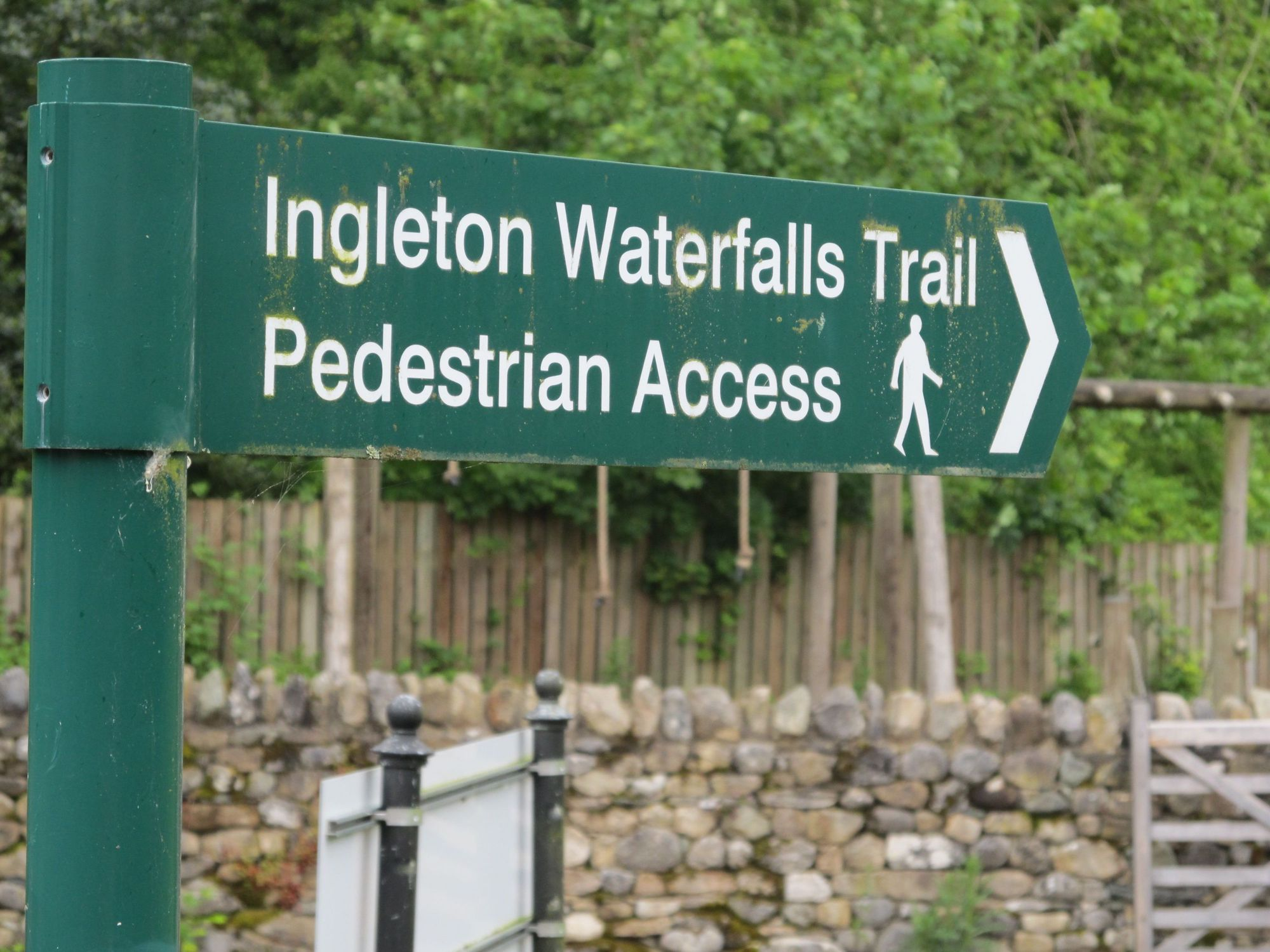 Ingleton Waterfalls Trail