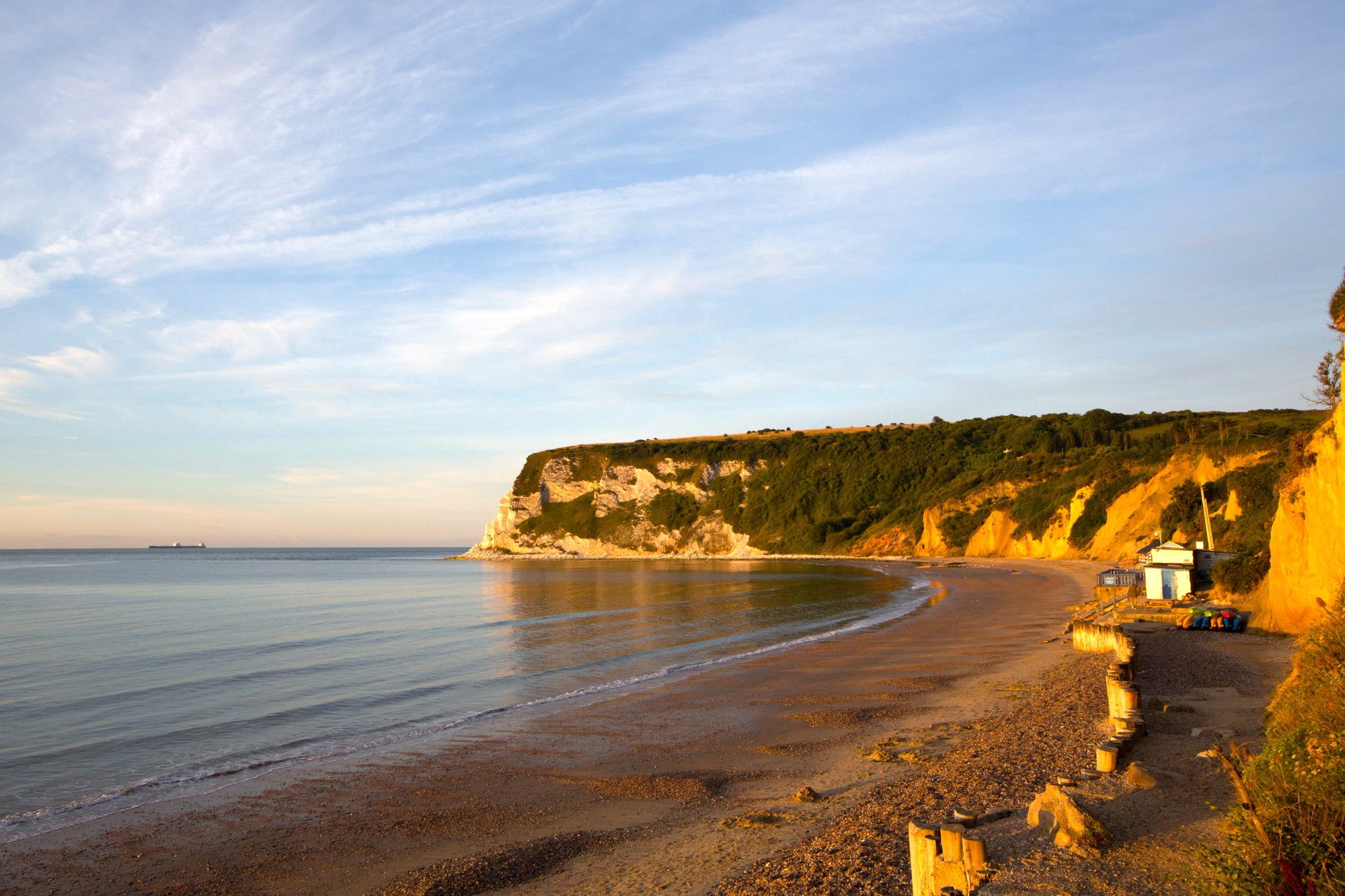 The best beaches on the Isle of Wight