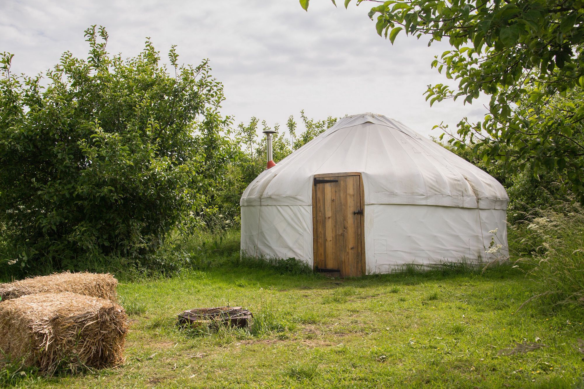 Yurts & Gers – The Very Best Yurt Glamping Sites – Cool Camping