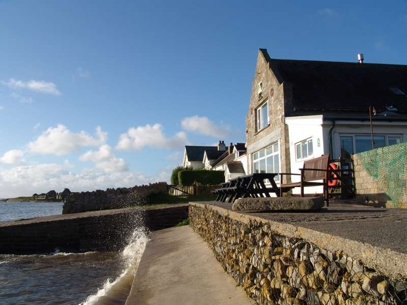 YHA Port Eynon Old Lifeboat House Port Eynon Swansea SA3 1NN