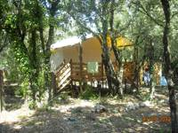 "Tent Lodge ""Pilotis"""