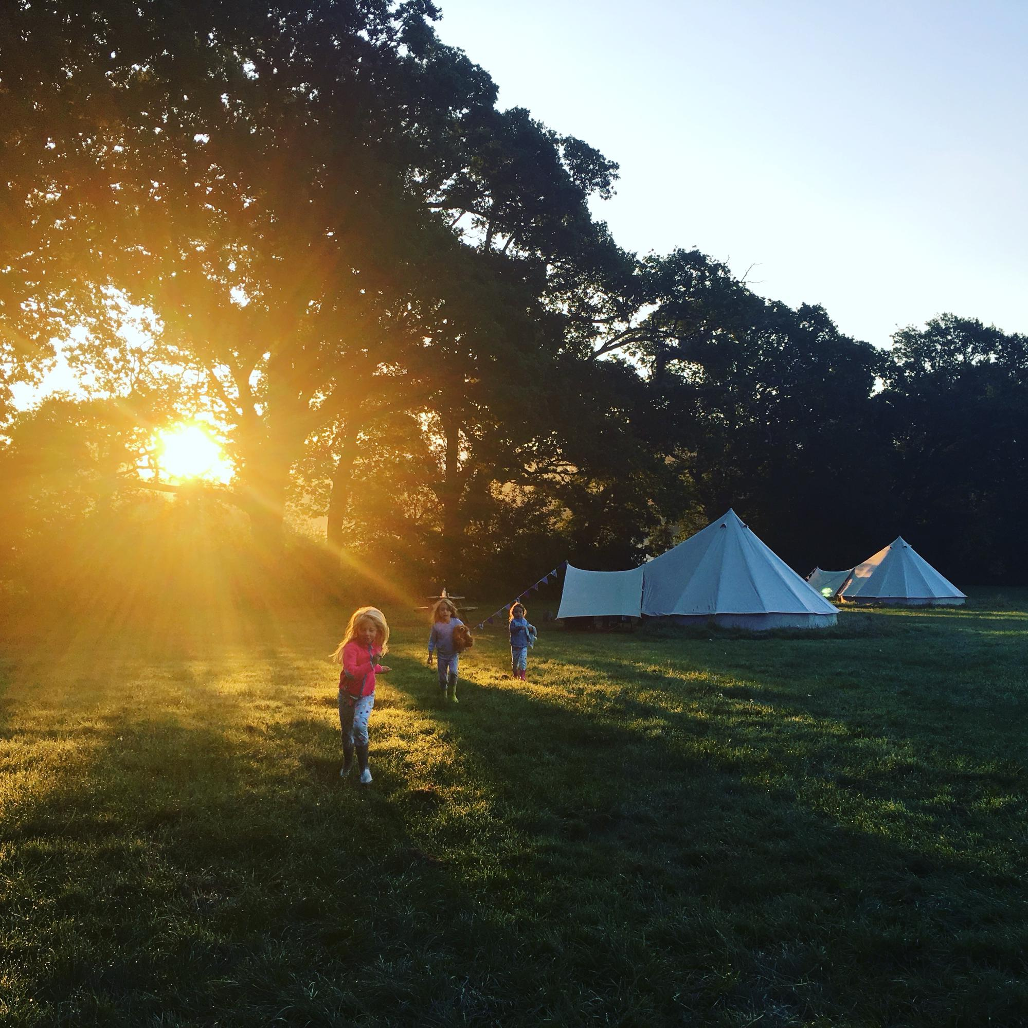 Glamping in Sheringham & Cromer – Cool Camping