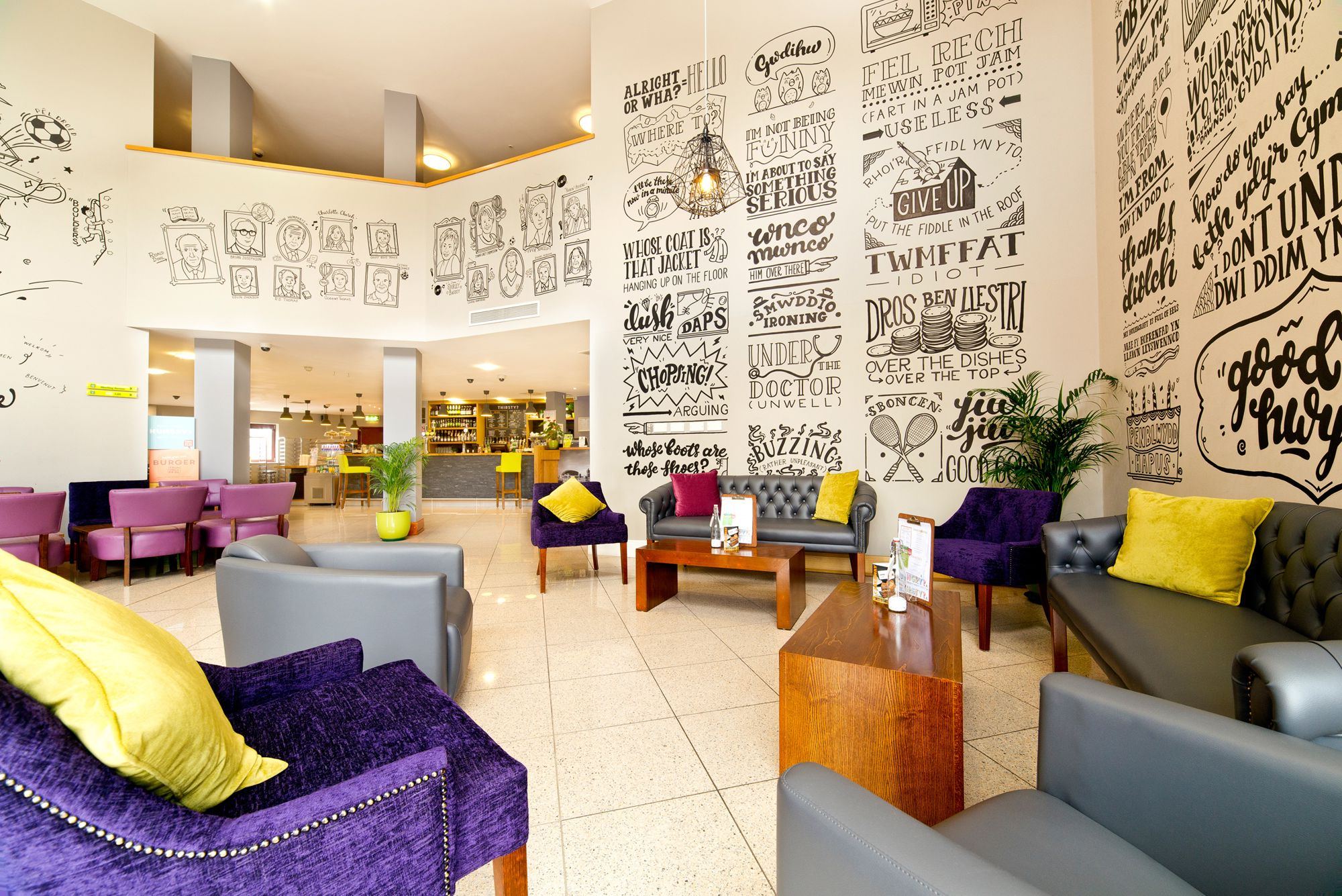 Hostels in Cardiff holidays at Cool Places