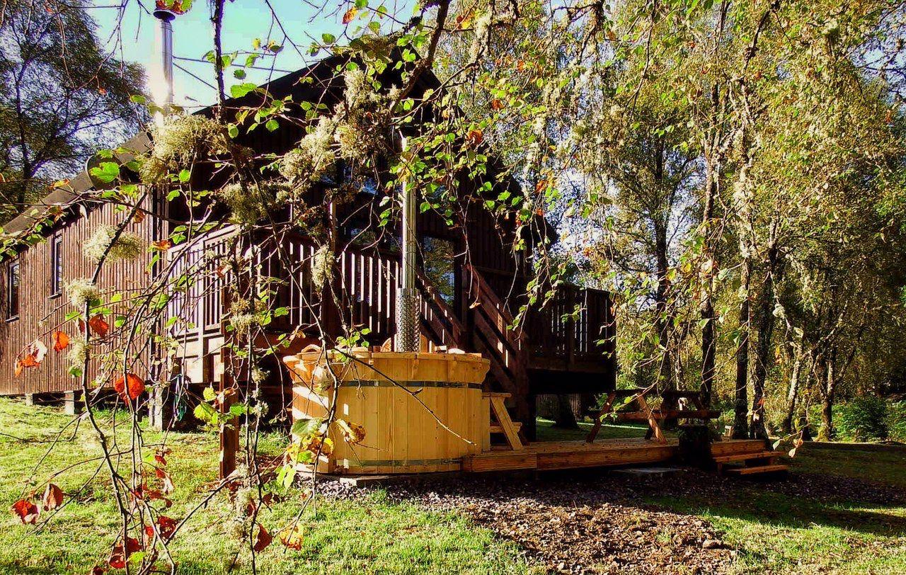 Log Cabins Scotland