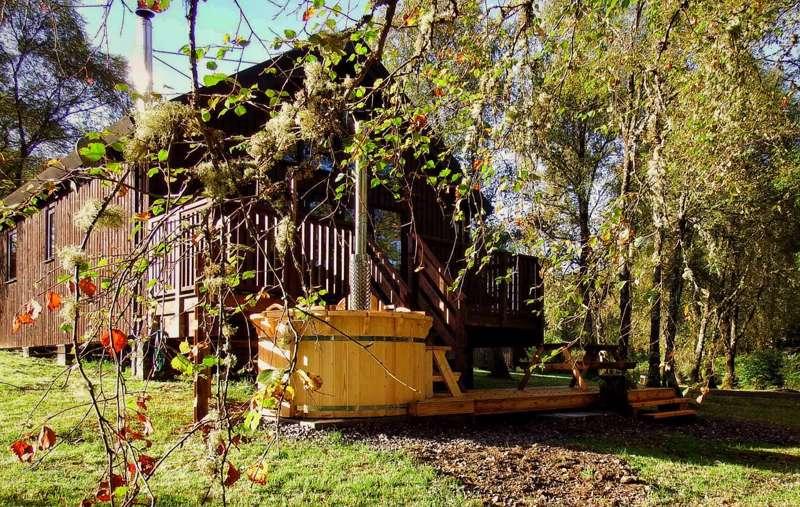 Log Cabin Scotland Dalavich Argyll & Bute PA35 1HN