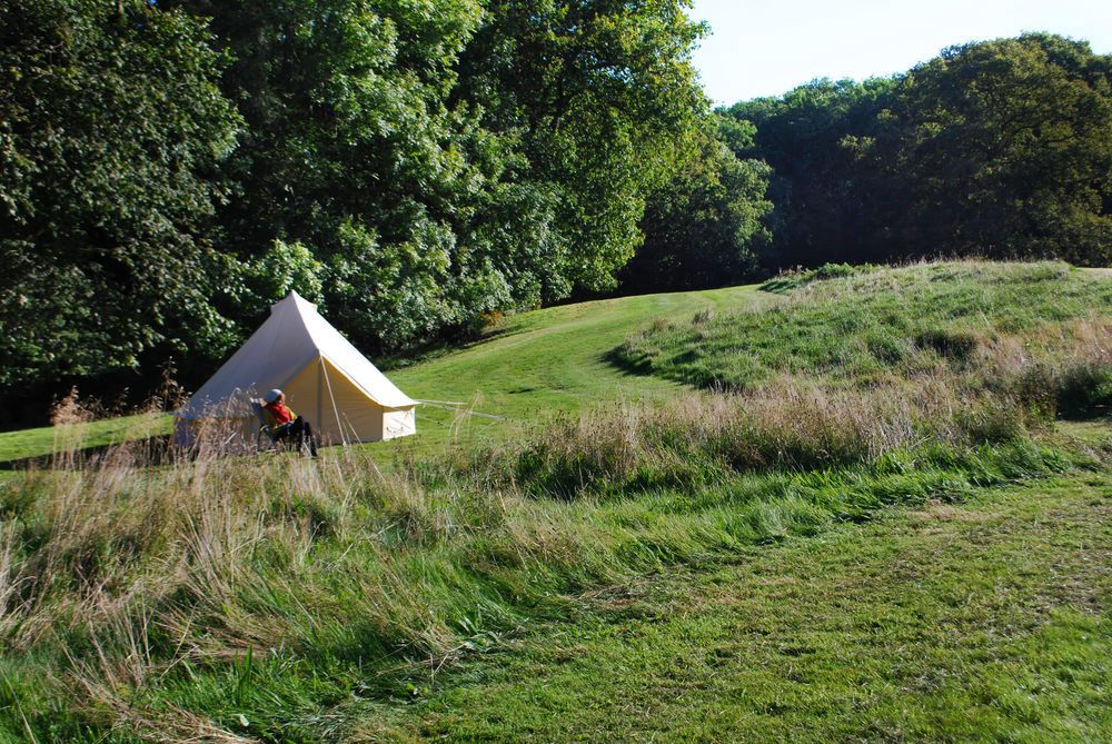 Campsites in Gloucestershire