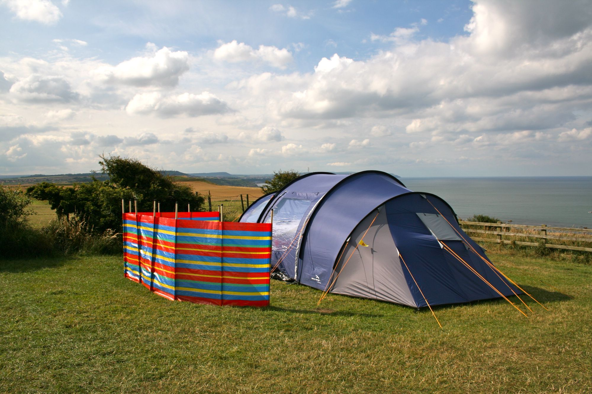Crows Nest Camping, Yorkshire