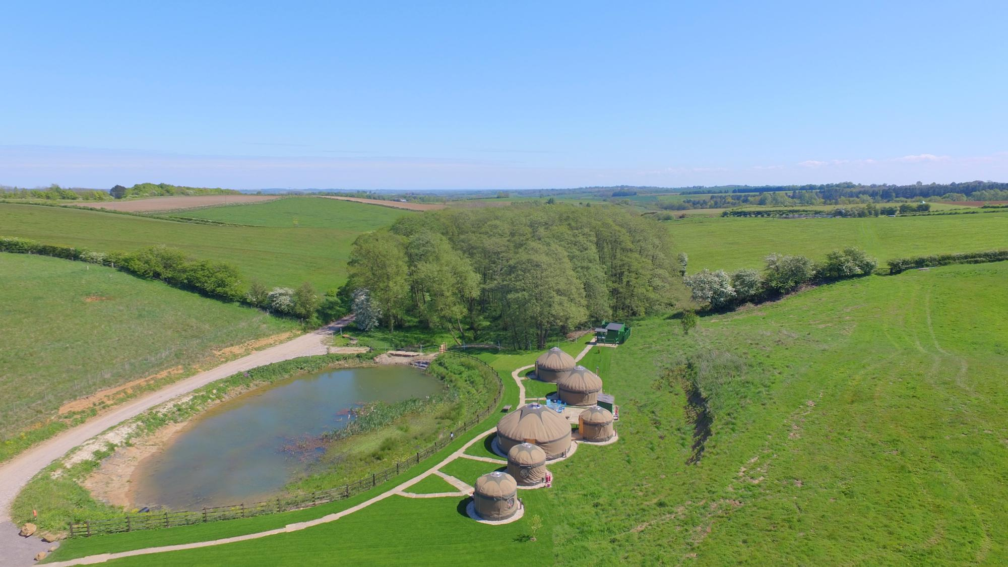 Glamping in the Lincolnshire Wolds – Top-rated glamping locations