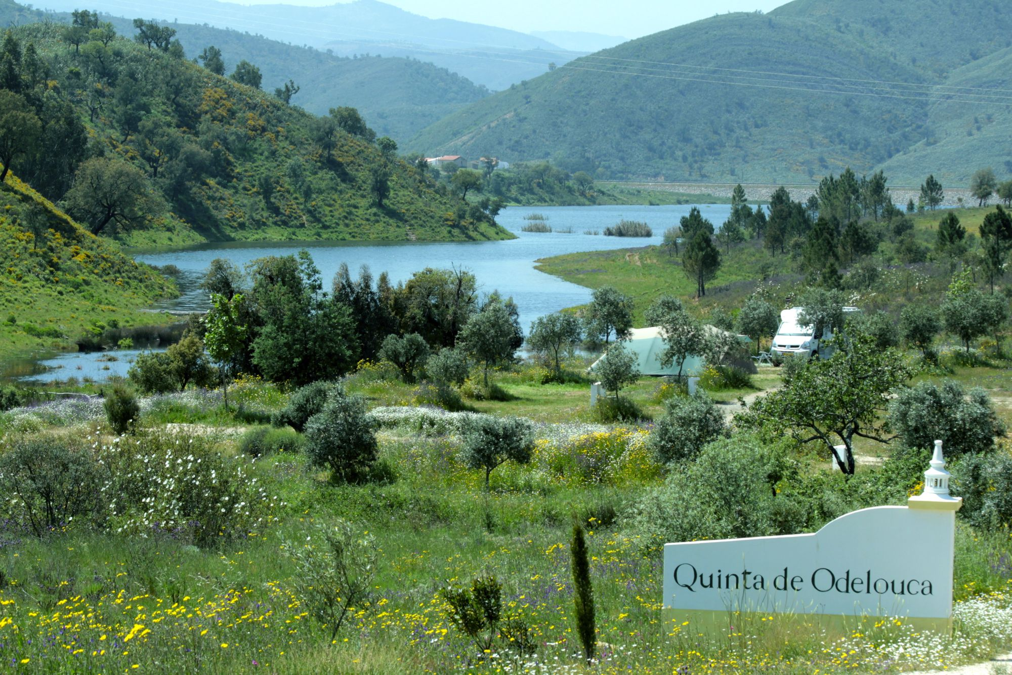 Laid-back camping in the Algarve's forested mountain range, with excellent options for walking, biking and canoeing.