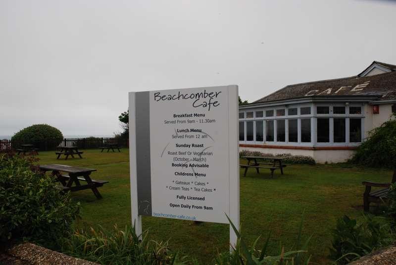 The Beachcomber Café
