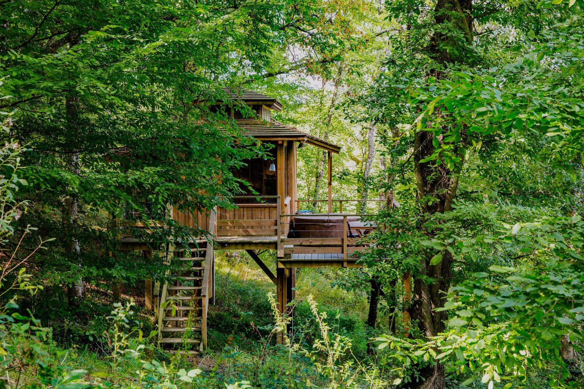 Woodland Hideaways
