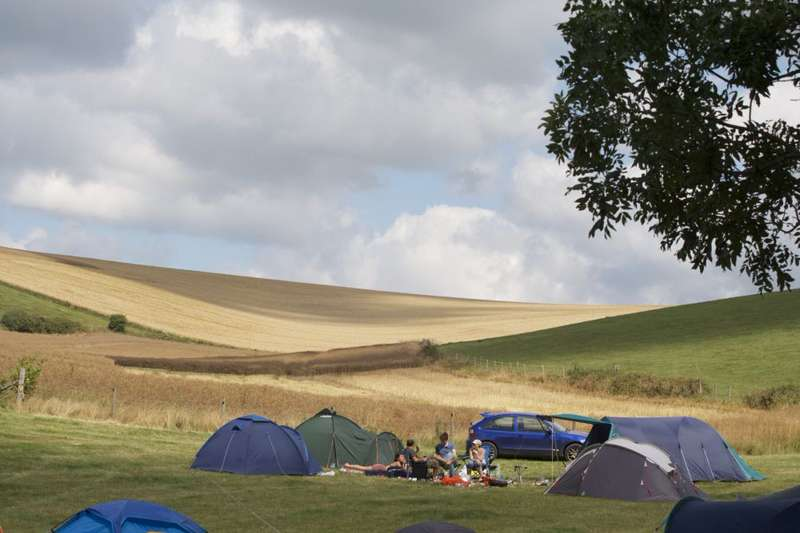 Housedean Farm Campsite Housedean Farm, Brighton Road, Lewes, East Sussex BN7 3JW
