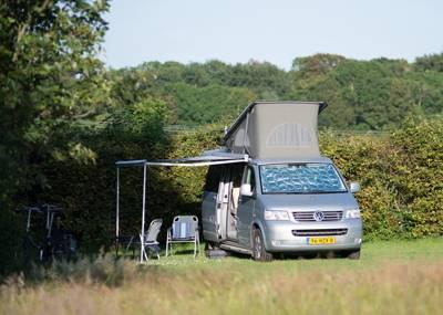 Caravan / Campervan pitch +  hook up
