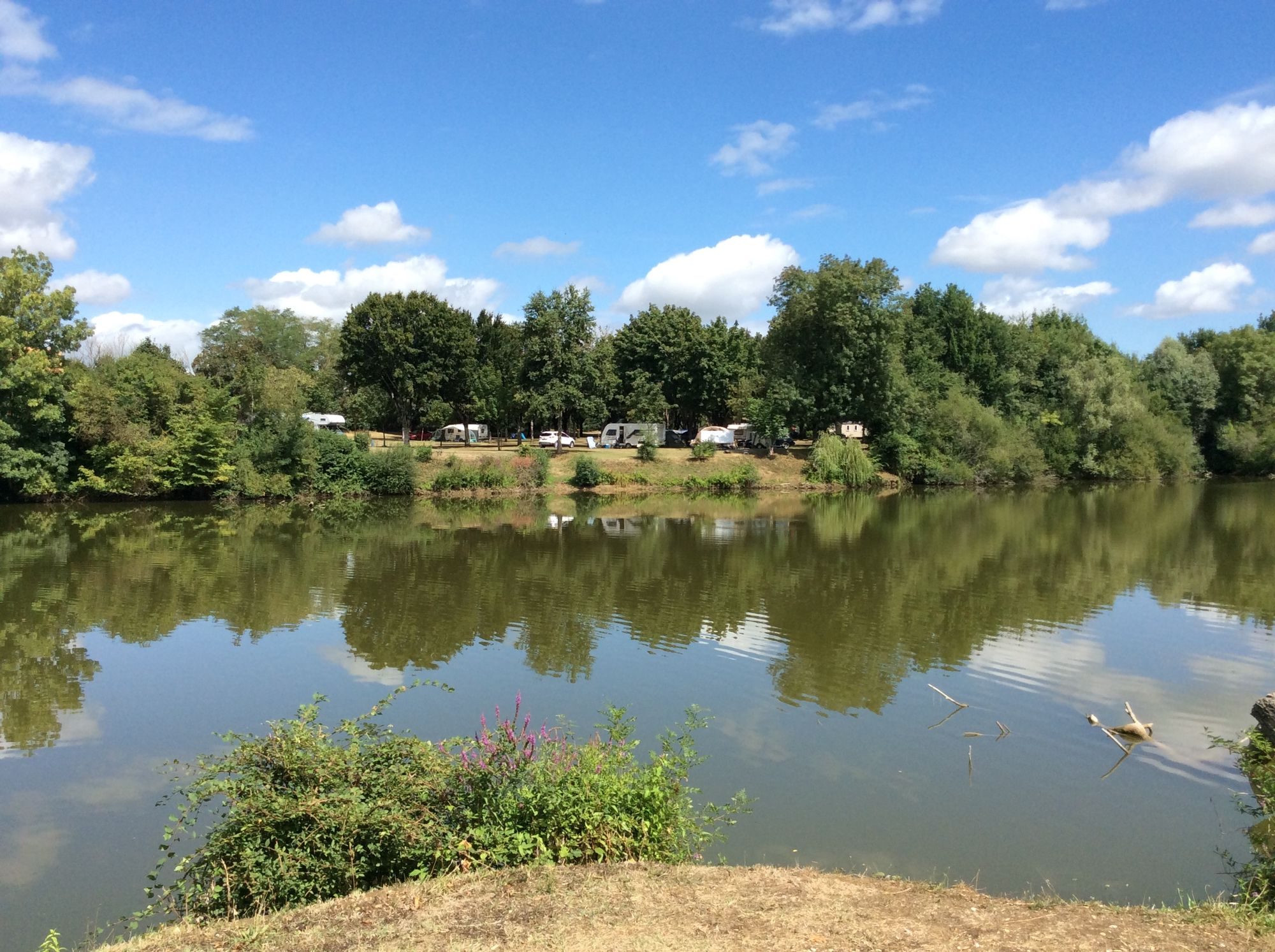 Campsites in Poitou-Charentes – Glampingly