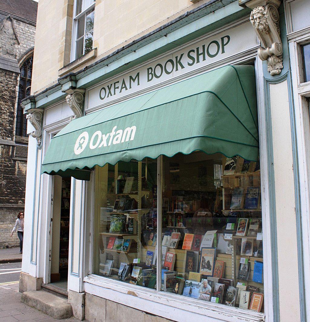 Oxfam Secondhand Bookshop