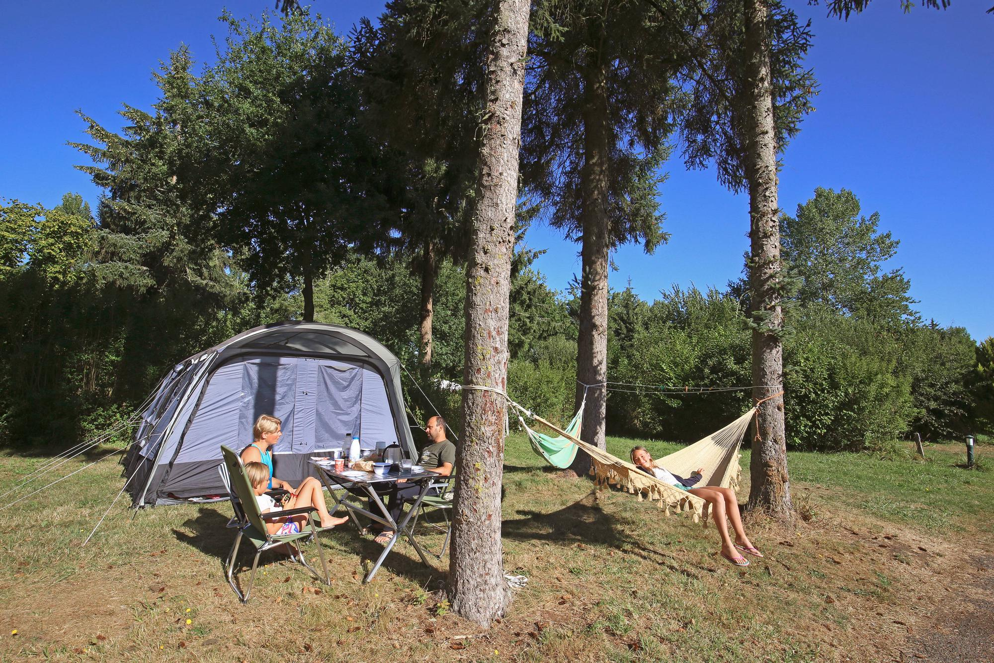 Campsites in Europe holidays at Glampingly