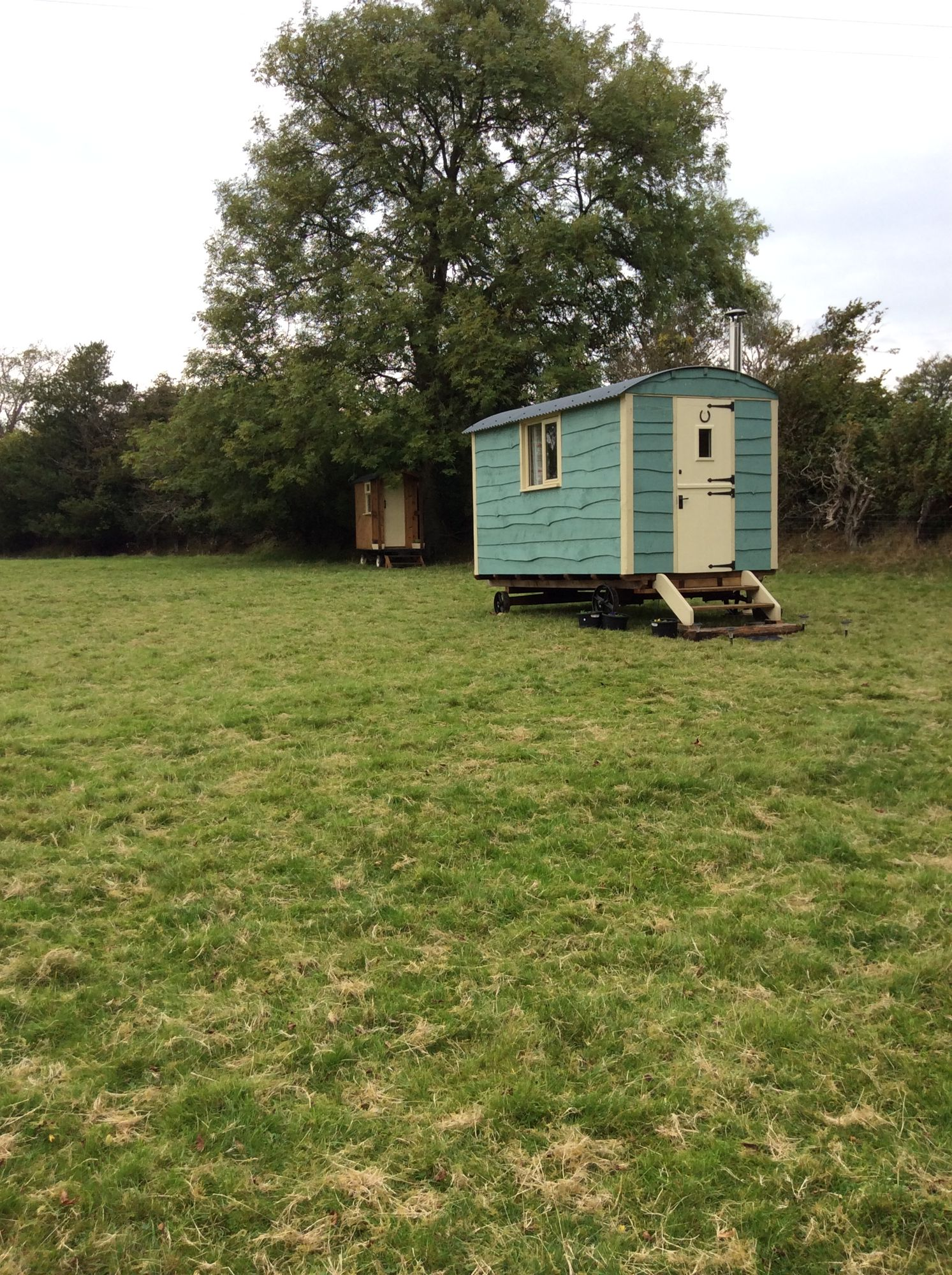 Campsites in Anglesey holidays at Cool Places