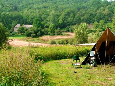 Camping Fans Lieudit Fans 12390 Rignac, Aveyron, France