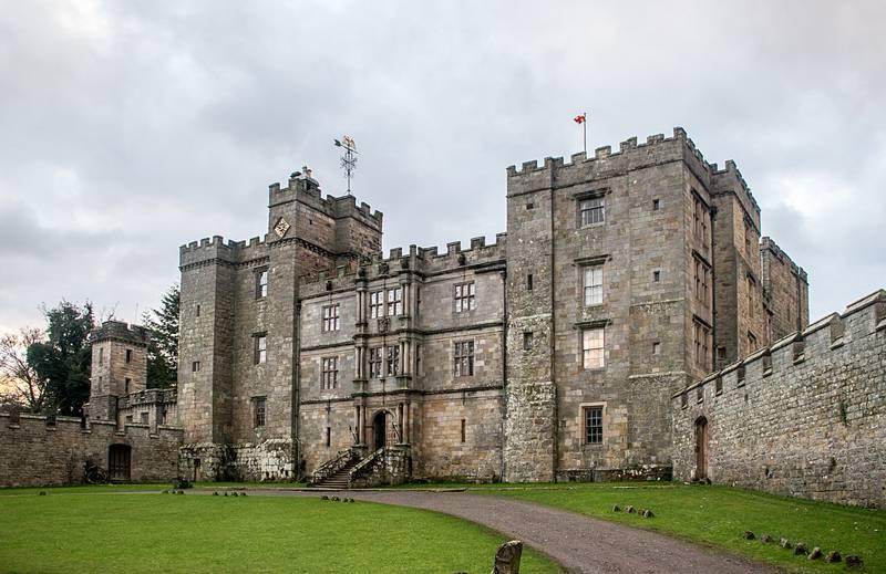 Chillingham Castle Chillingham Alnwick, Northumberland NE66 5NJ