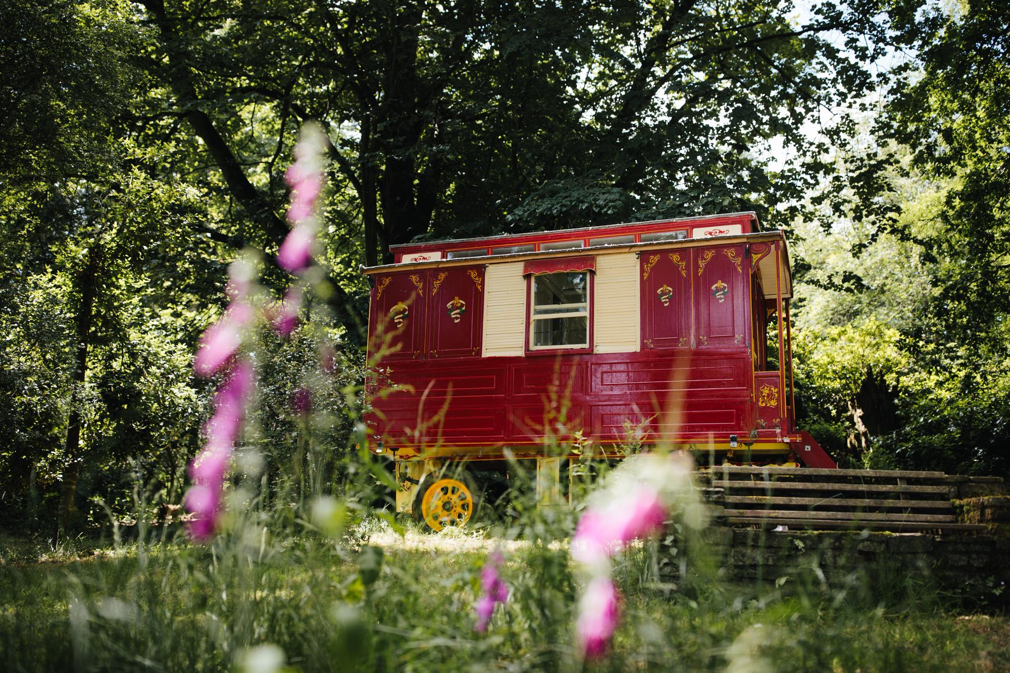 Gypsy and Vintage Caravans