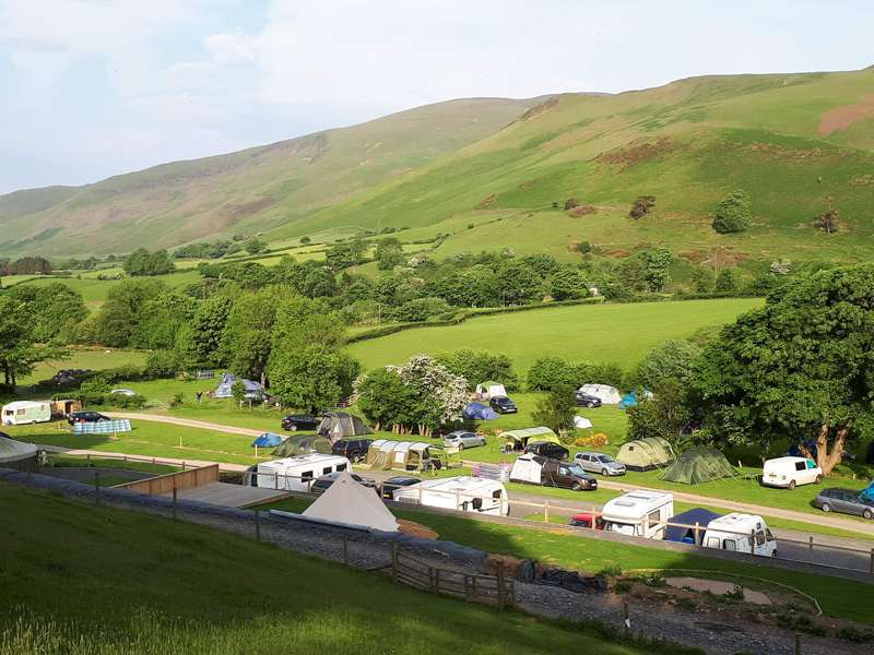 Baystone Bank Farm Campsite