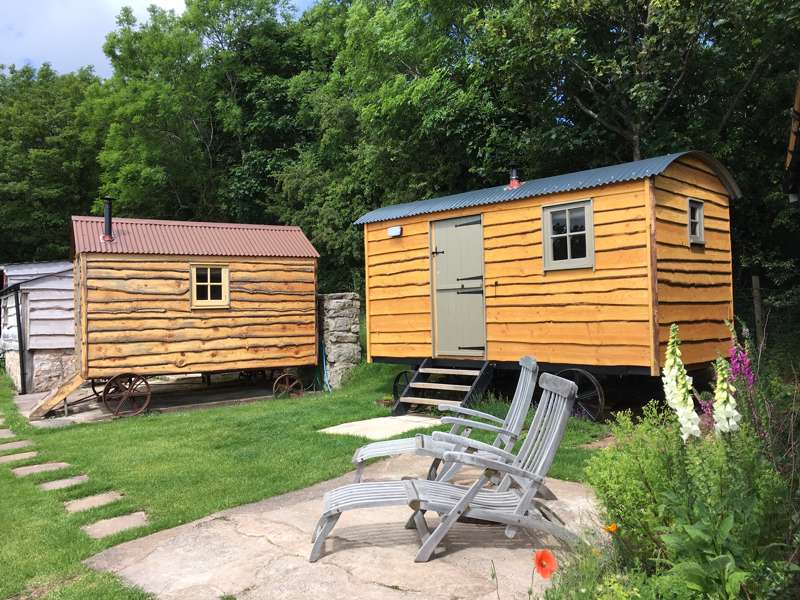 Mountain Lodge Glamping Tan-y-Gopa Road, Abergele, Conwy LL22 8DT