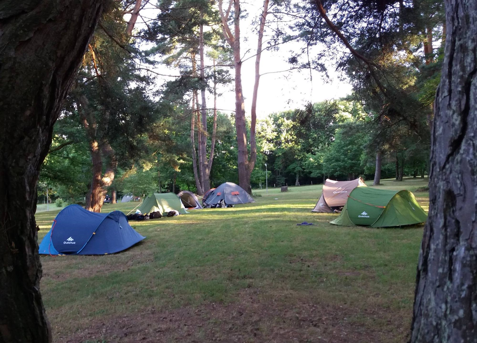 Campsites in France - campsites france at Cool Camping