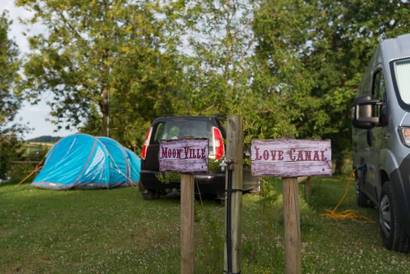 Campsites in Picardie