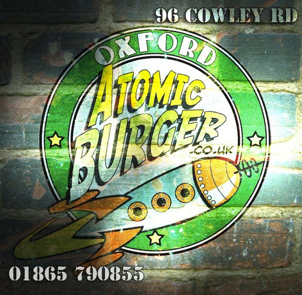 Atomic Burger