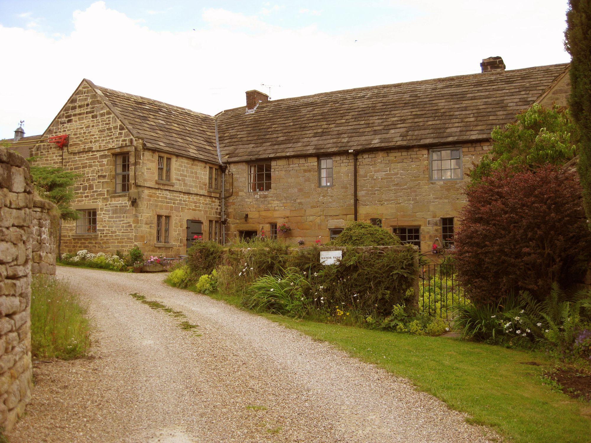 Manor Farm, Dethick