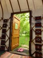 Chestnut Yurt