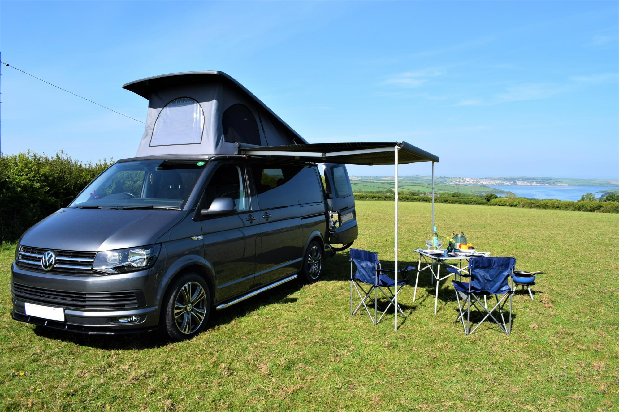 Campervan Hire in Wadebridge | Motorhome Rental in Wadebridge