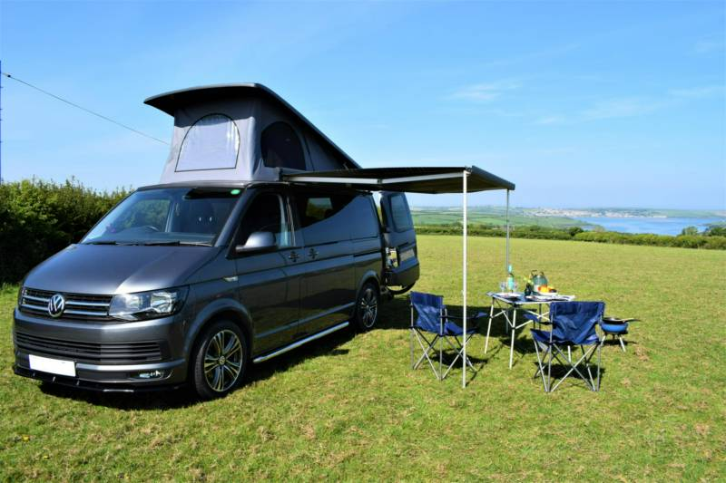 Campervan Hire in Wadebridge | Motorhome Rental in Wadebridge