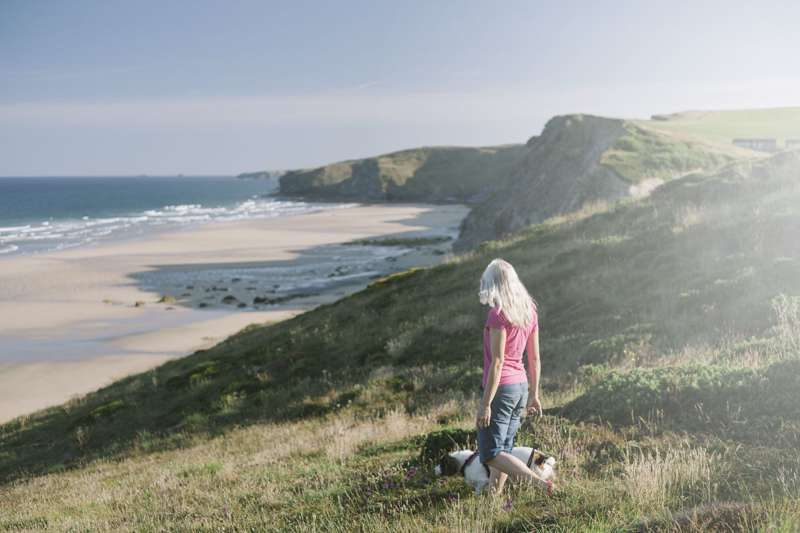 Glamping by the sea - best seaside glamping sites - Cool Places to Stay in the UK