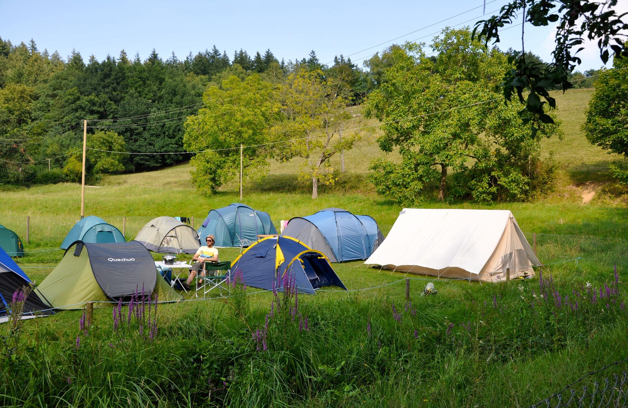 Campsites in Germany – Recommended Campsites in Germany