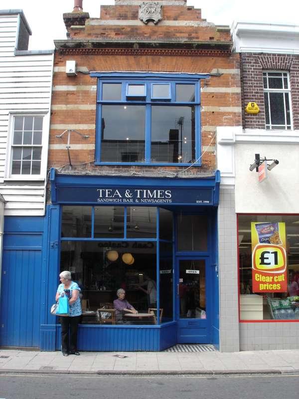 Tea & Times
