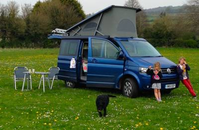 VW California campervan review – in praise of a modern icon