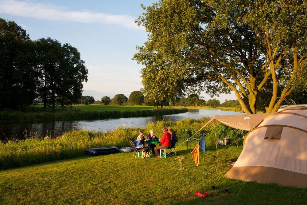 Campsites in the netherlands - Campsites in holland with swimming pool ...