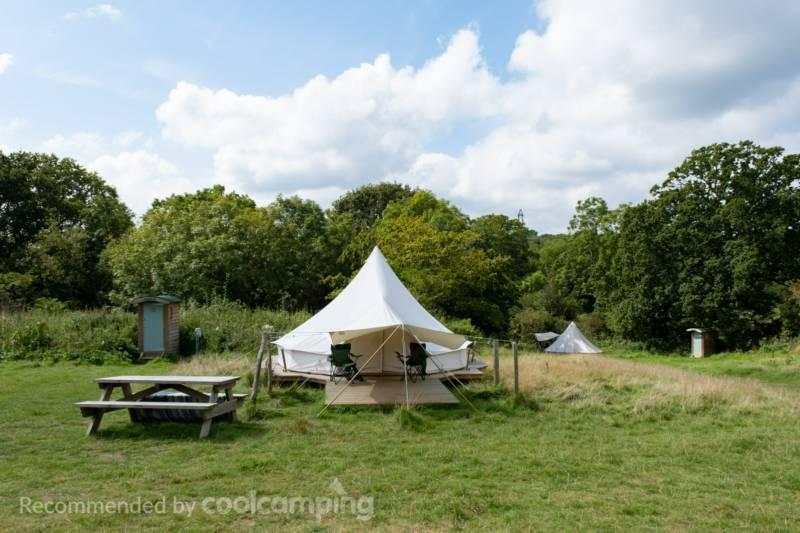 Star Field Camping