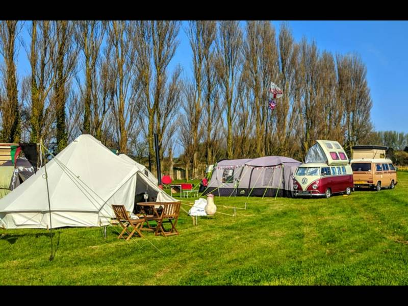 BYO Tent/Camper-van