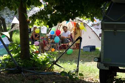 Il Falcone Camping Il Falcone, Vallonganino 2/A, Civitella del Lago 05020 Baschi (Terni), Umbria, Italy