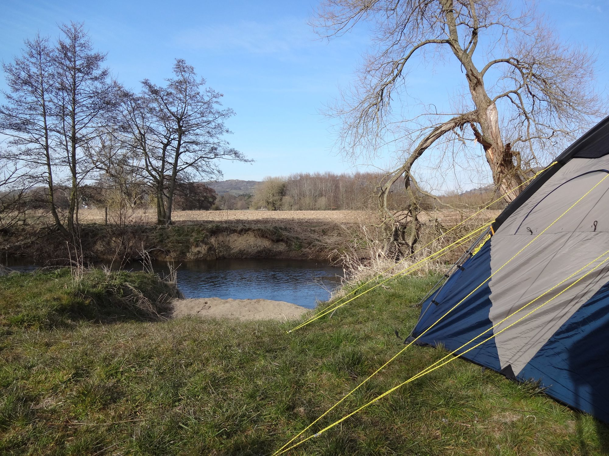 Campsites in Denbighshire holidays at Cool Camping