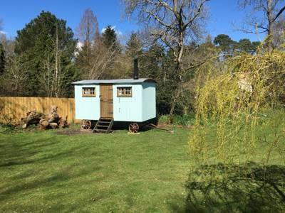 Fernwood Glamping Fernwood, Ringwood, New Forest, Hampshire BH24 3JN