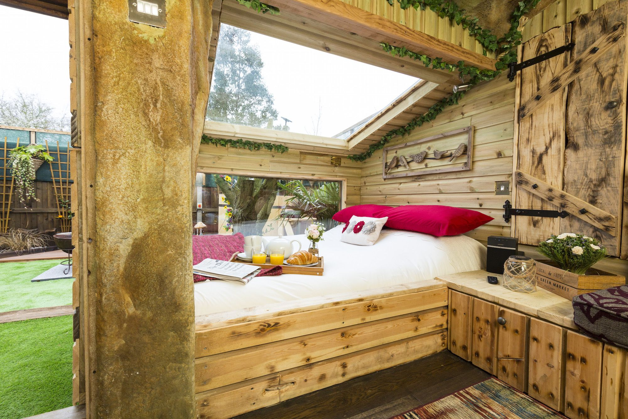 Glamping in Canterbury holidays at Cool Places