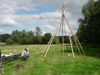 Family Field camping pitch