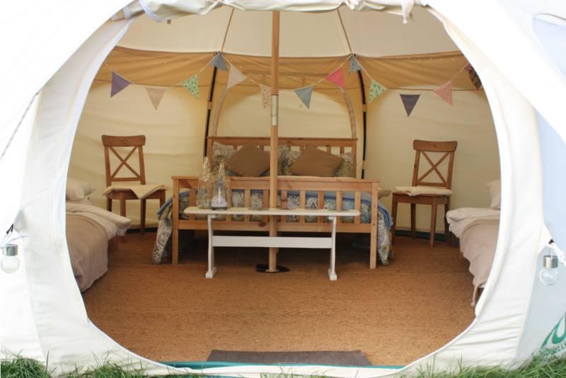 Oak Glamping tent