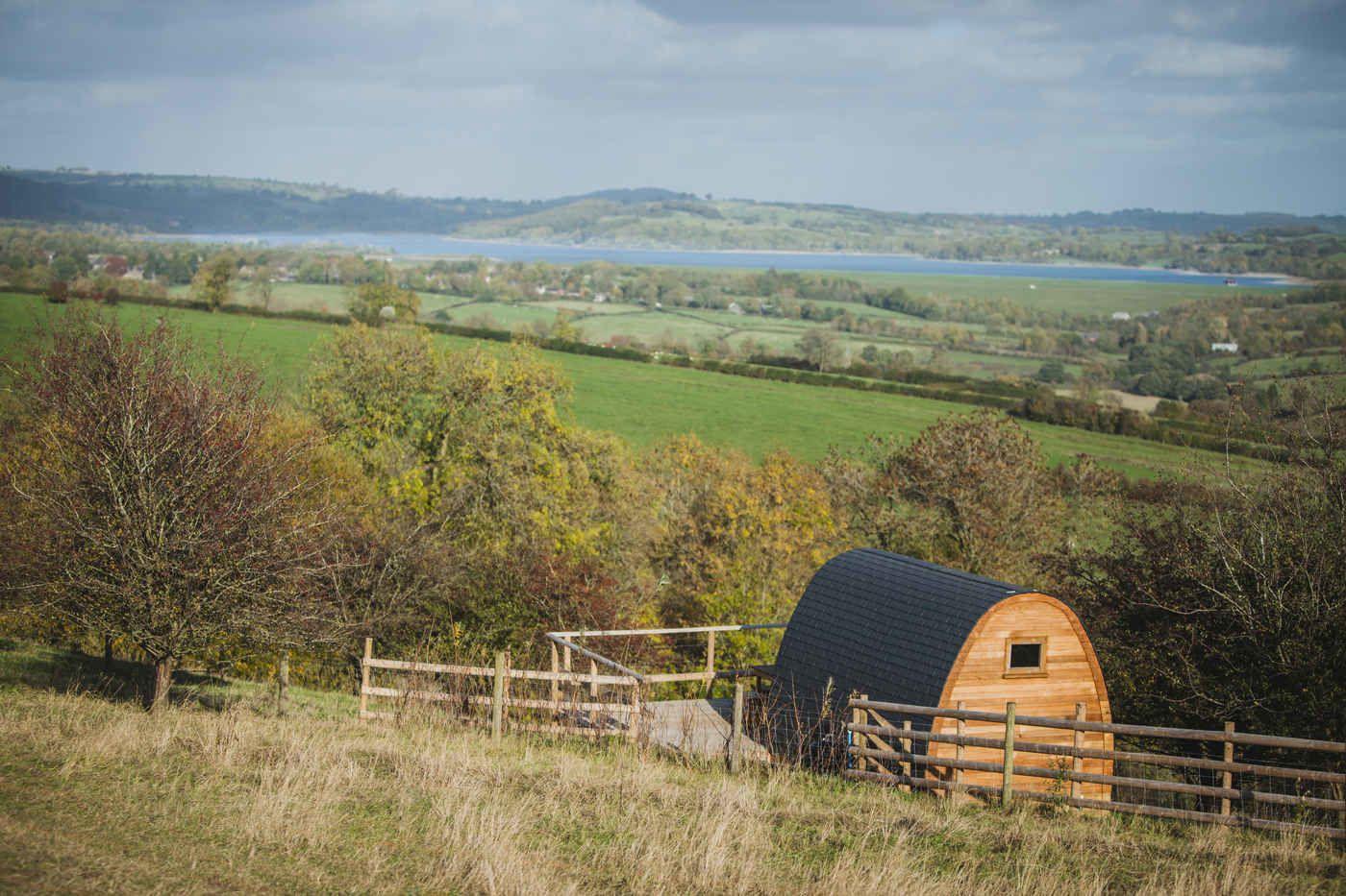 Campsites in the Peak District