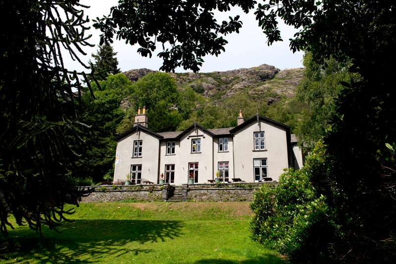 YHA Coniston Holly How Far End Coniston Cumbria LA21 8DD