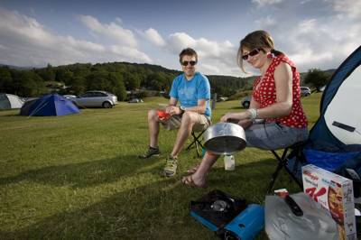Set in 25 acres of unspoilt Cumbrian countryside, Park Cliffe is ideally situated for campers wanting to explore the Lake District.